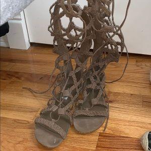 Gladiator Shoe- Samson Steve Madden